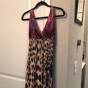 Floor length, great summer dress